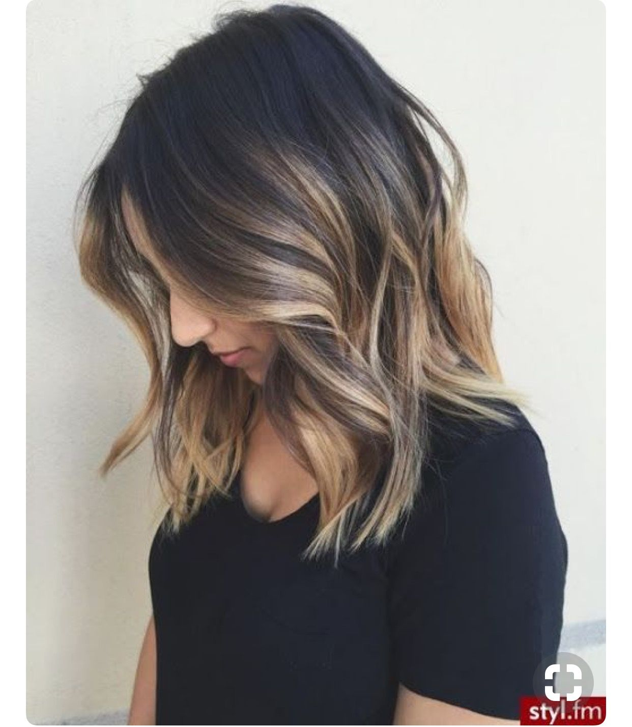 Yessssss me pinterest hair coloring hair style and balayage