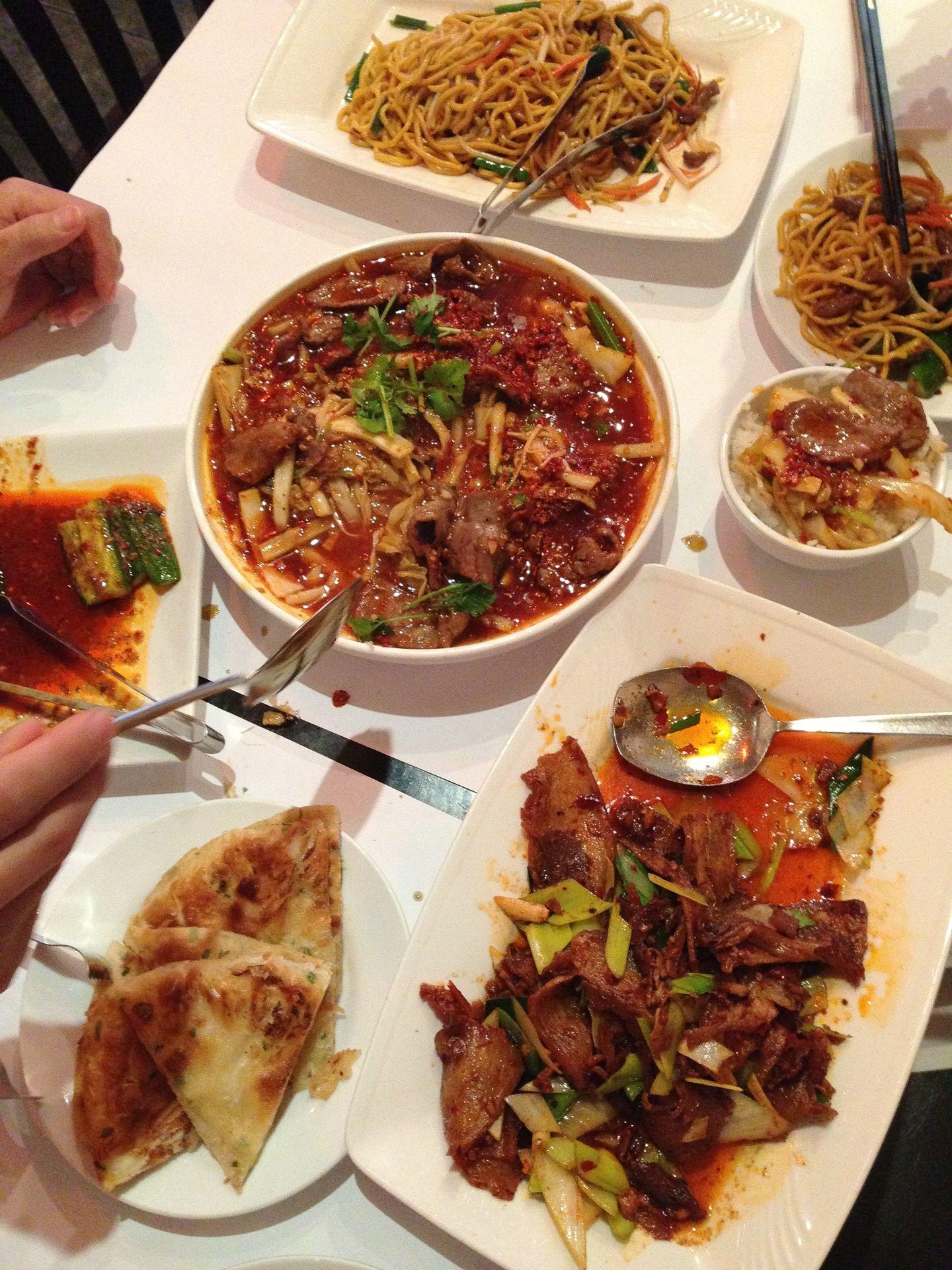 Hermosa Cocina De Szechuan Nyc Ideas Ornamento Elaboración ...