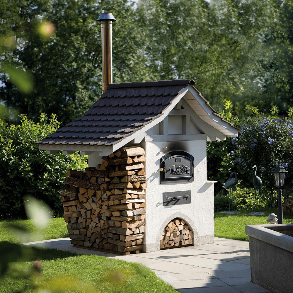 Holzbackofen Bausatze Backdorf De Haussler Gmbh Holzbackofen Holzbackofen Garten Pizzaofen Garten