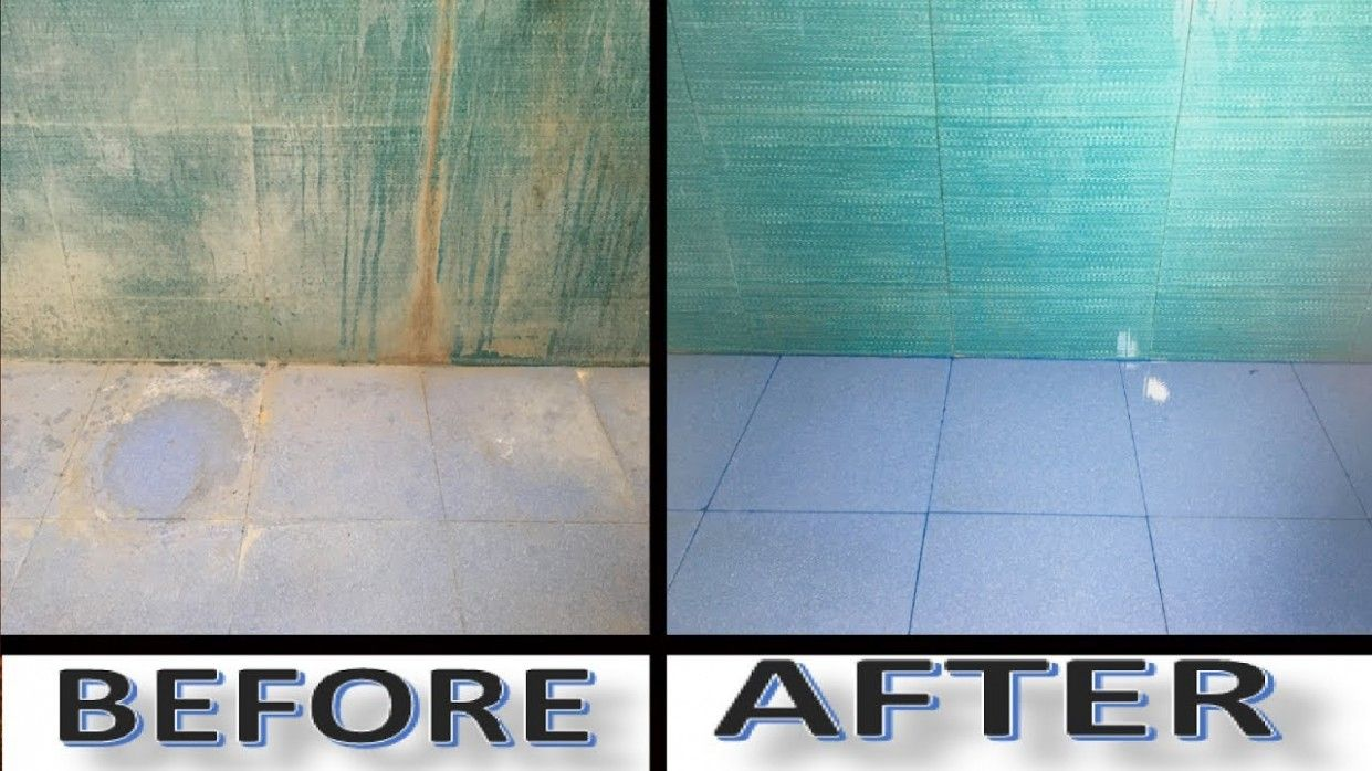 Bathroom Wall Tiles Cleaner