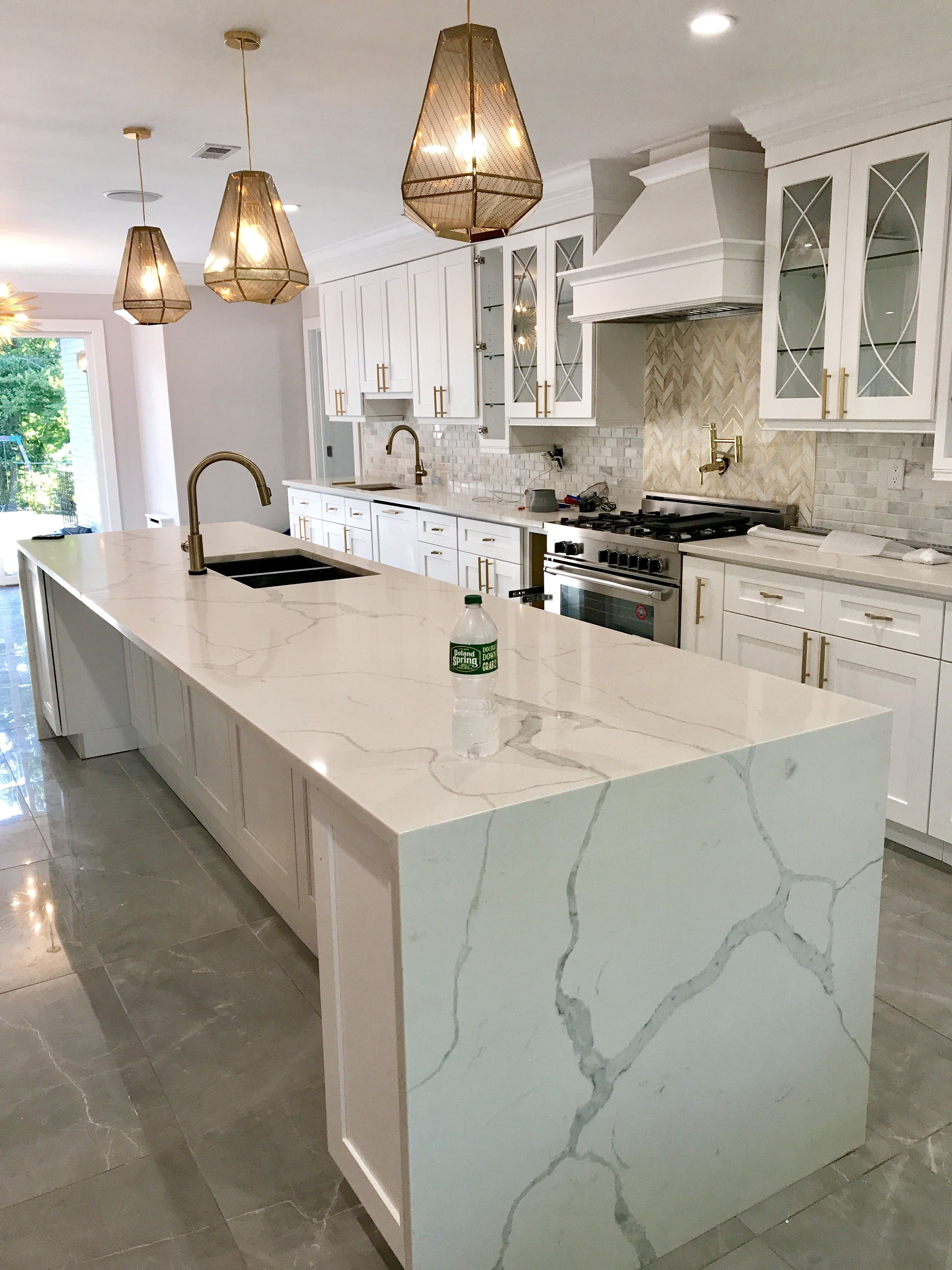 pin by sael abecassis on our home kitchen remodel galley kitchen island open concept kitchen on kitchen remodel with island open concept id=72155