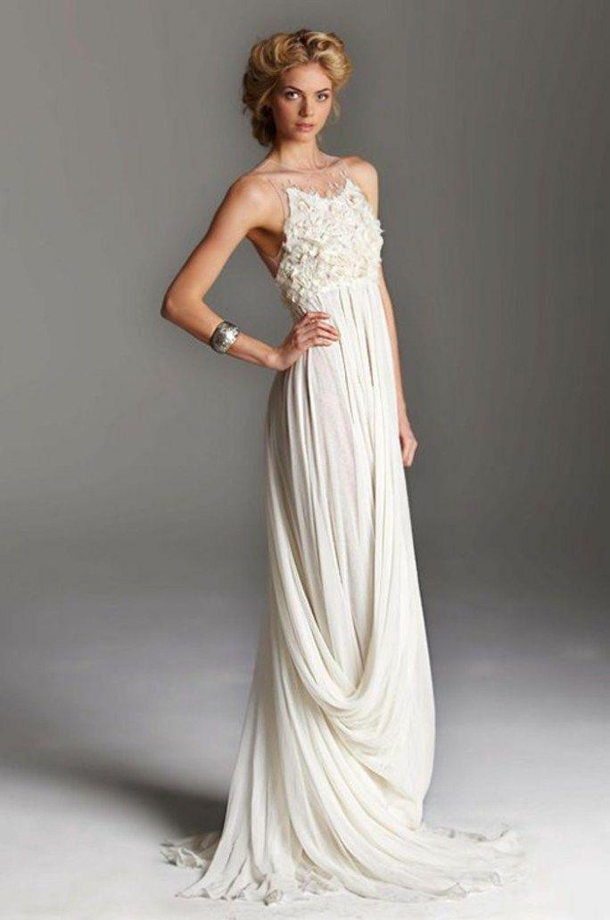 Chic Boho Chic Wedding Dresses Ideas Chic Wedding Dresses Wedding Dress Trends Trendy Wedding Dresses