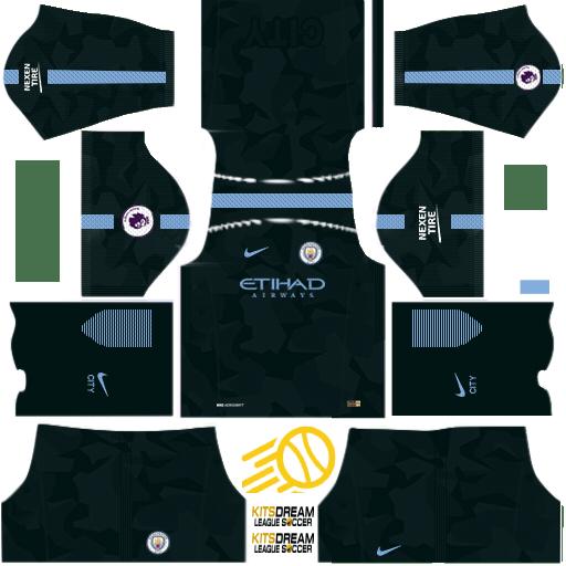 Kits Uniformes Manchester City Dream League Soccer Gratis Uniformes Soccer Camisa De Futbol Mejores Camisetas