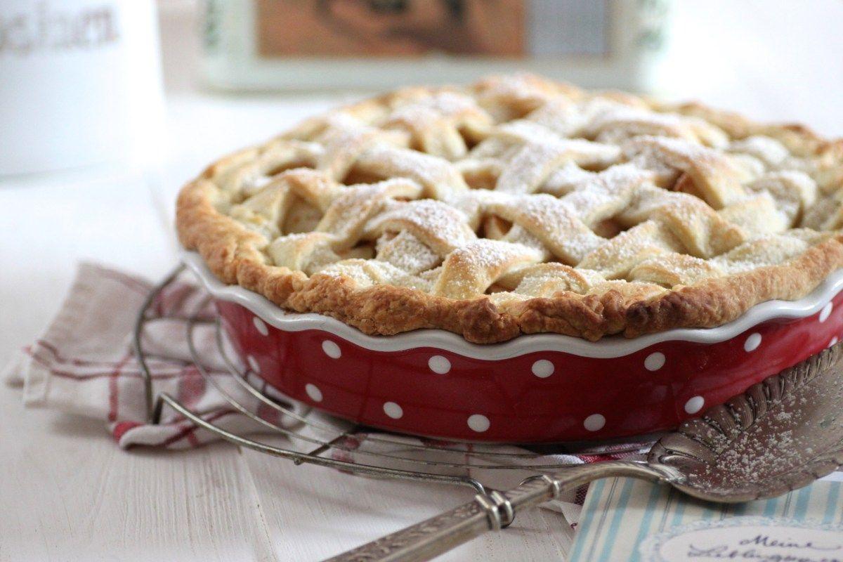 American Apple Pie: Rezept ganz klassisch #applepie