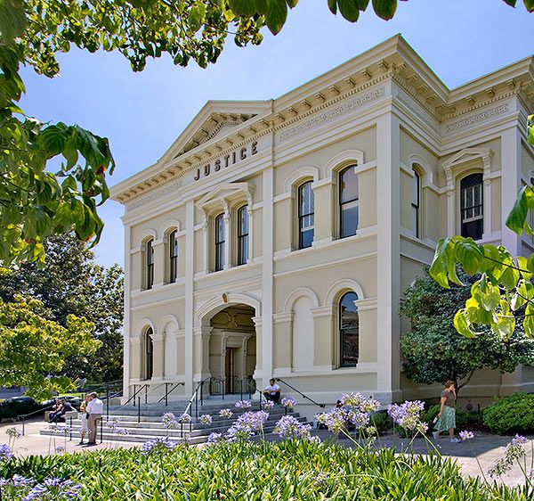Napa County Courthouse