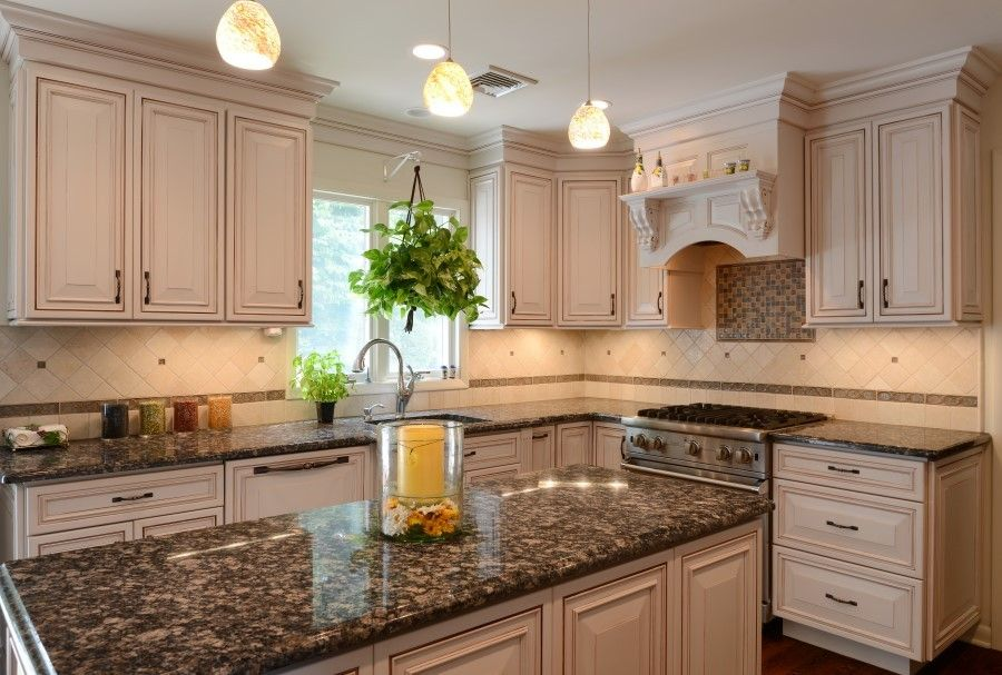 home remodeling bergen county nj beige kitchen cabinets beige kitchen dark granite countertops on kitchen remodel dark countertops id=85900