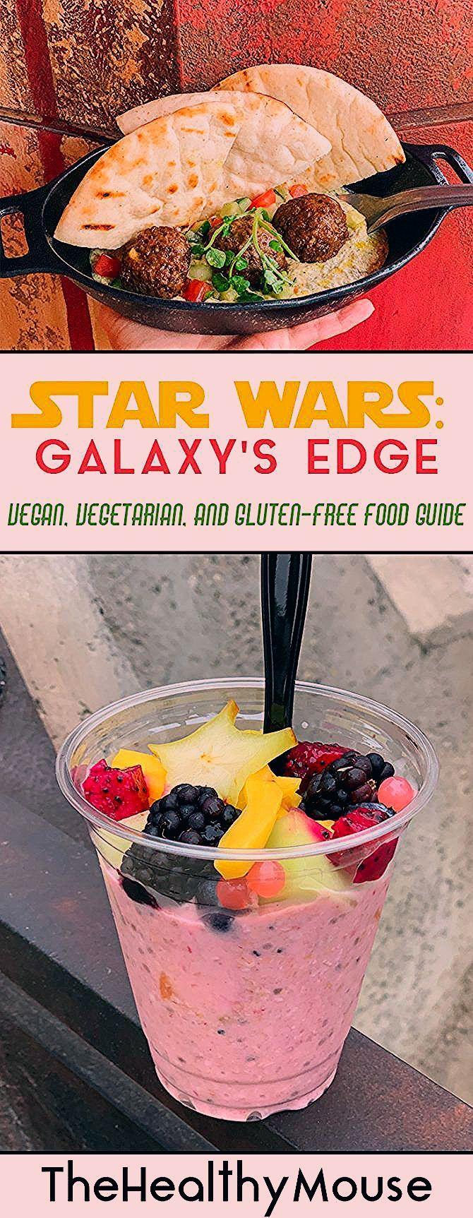 Photo of Star Wars: Galaxy's Edge Vegan, Vegetarian, and Gluten-Free Food Guide