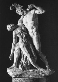 Achilles And Penthesilea Thorvaldsen Museum Copenhagen Denmark Thorvaldsen Bertel Arte Neoclasico Grecia Antigua Estatuas