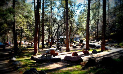 Manzanita Campground Manzanita Campground Outdoor