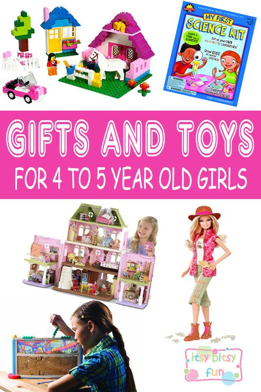 Good Cool Gifts This Year Part - 11: Best Gifts For 4 Year Old Girls. Lots Of Ideas For 4th Birthday, Christmas