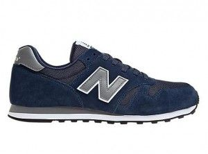 new balance 373 bleu homme