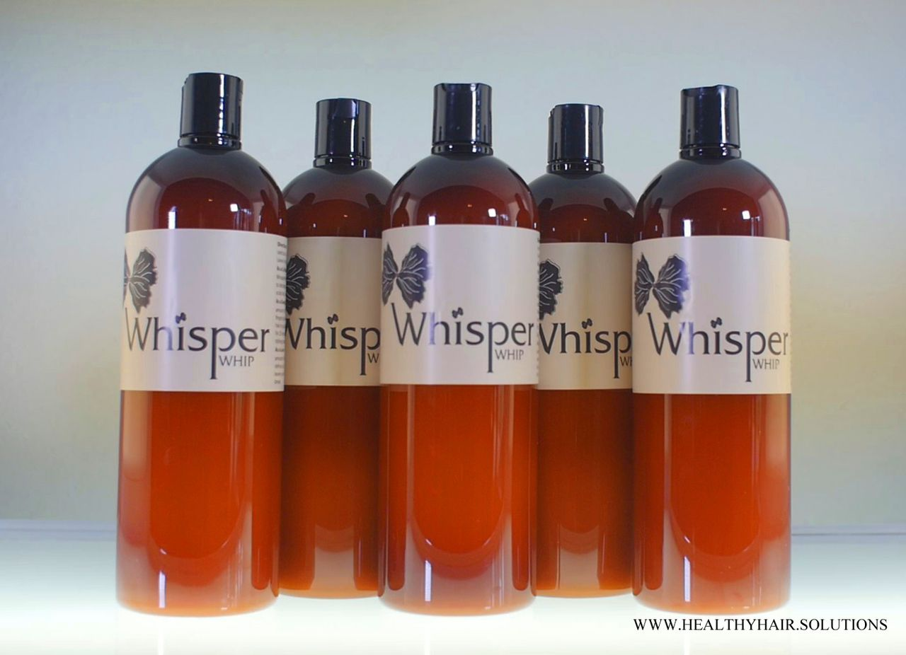 Whisper Whip Leave In Co Wash Perfect For Detangling Hydration