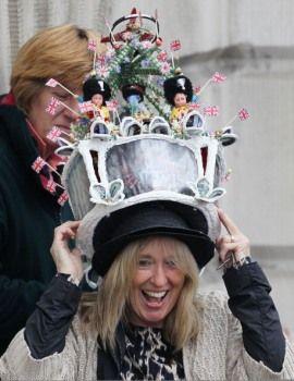 royal wedding hat - Surprisingly not invited...  7cf6e352d16
