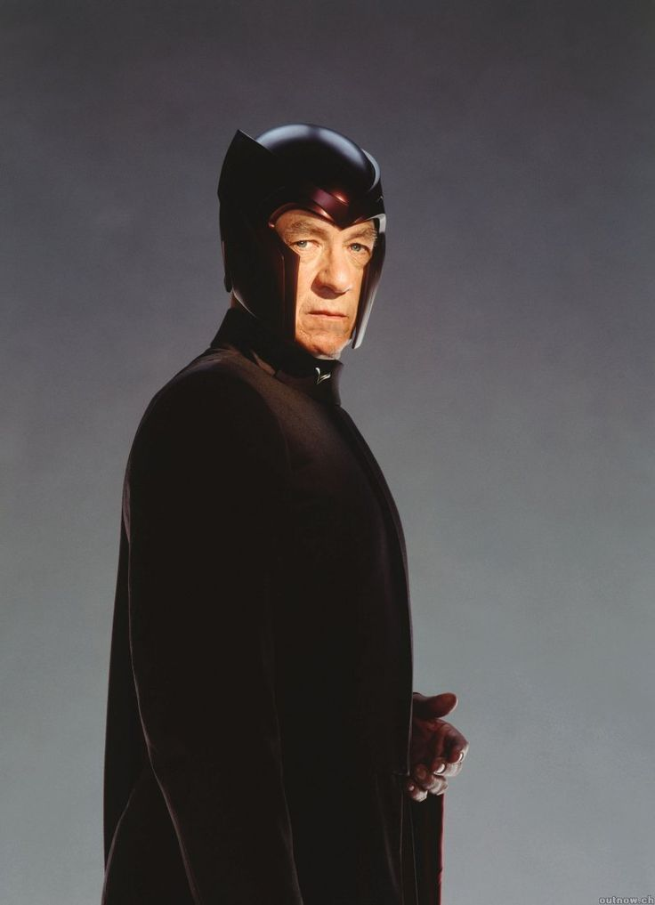 X Men 2000 Magneto Erik Lehnsherr A K A Magneto From X Men 2000 Portrayed By Ian Ian Mckellen X Men Marvel Comics Superheroes