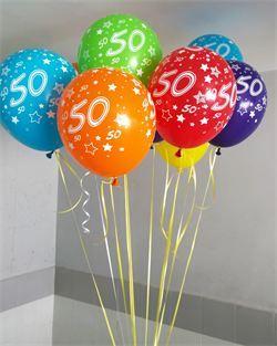 Fiesta de 50 cumplea os 47 ideas geniales 50 birthday - Ideas 50 cumpleanos ...