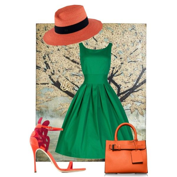 #182 by ba-bling83 on Polyvore featuring polyvore fashion style Sergio Rossi Reed Krakoff Georg Jensen River Island Maison Michel Pier 1 Imports