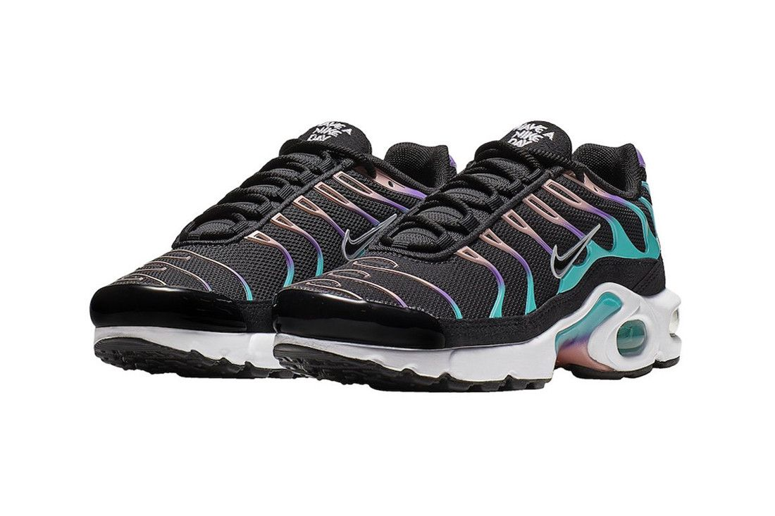 huge selection of c4610 f4cb6 Nike's Air Max Plus Joins the