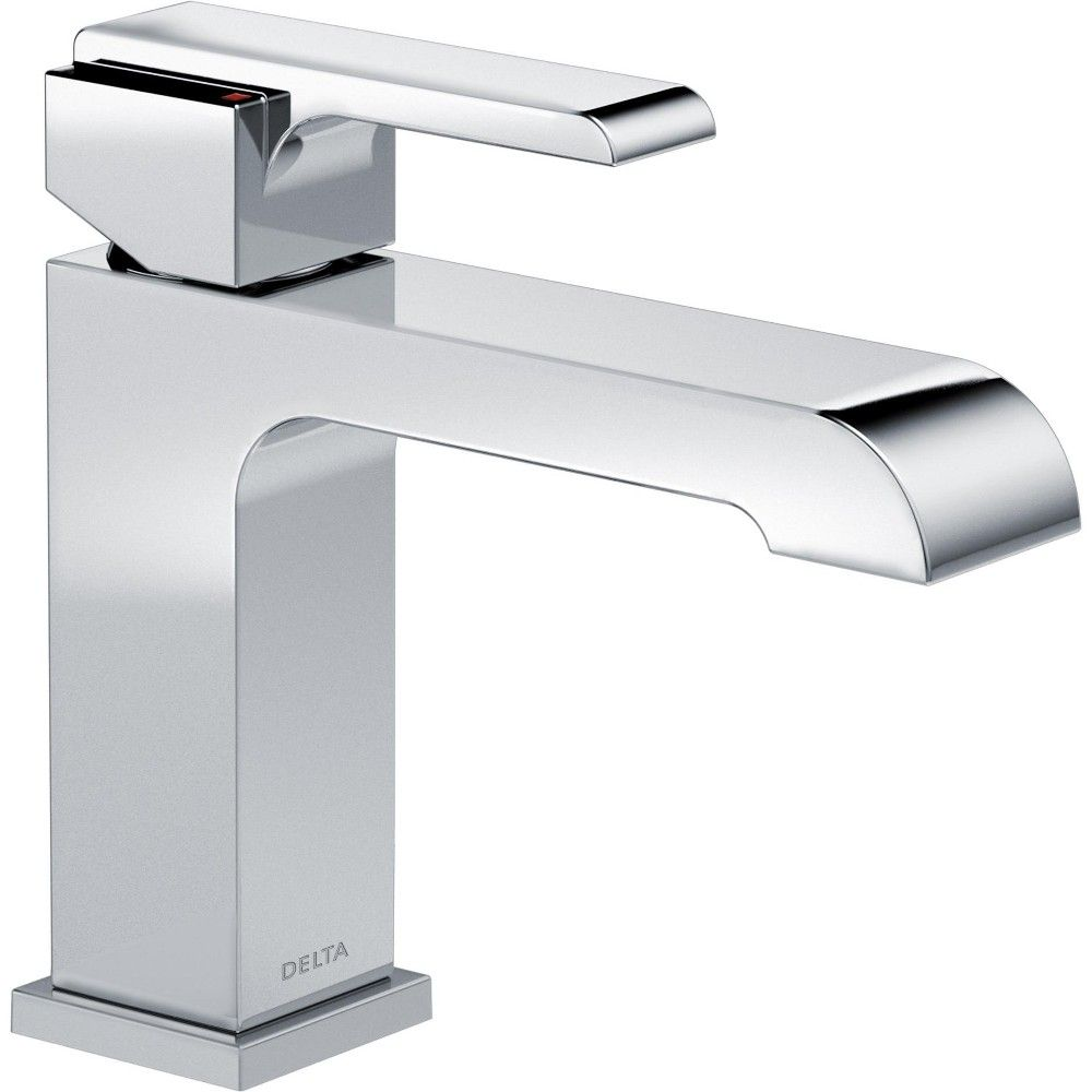 Dfi Waterfall Single Hole Bathroom Faucet In 2020 Bathroom
