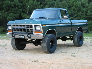 1979 Ford F150 4x4 For Sale Georgia Outdoor News Forum G Pop