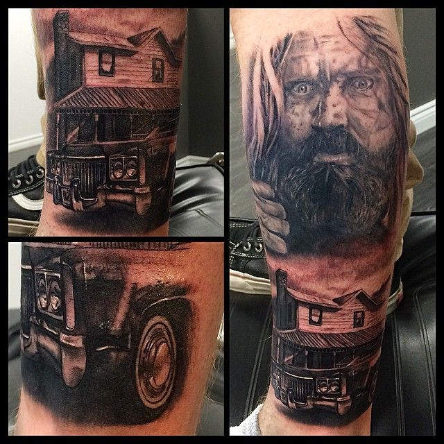 Pin On The Devils Rejects Tattoos