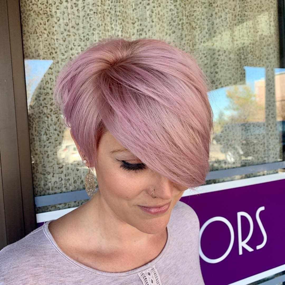 20 Top Incredible Short Haircuts with Bangs - Styl