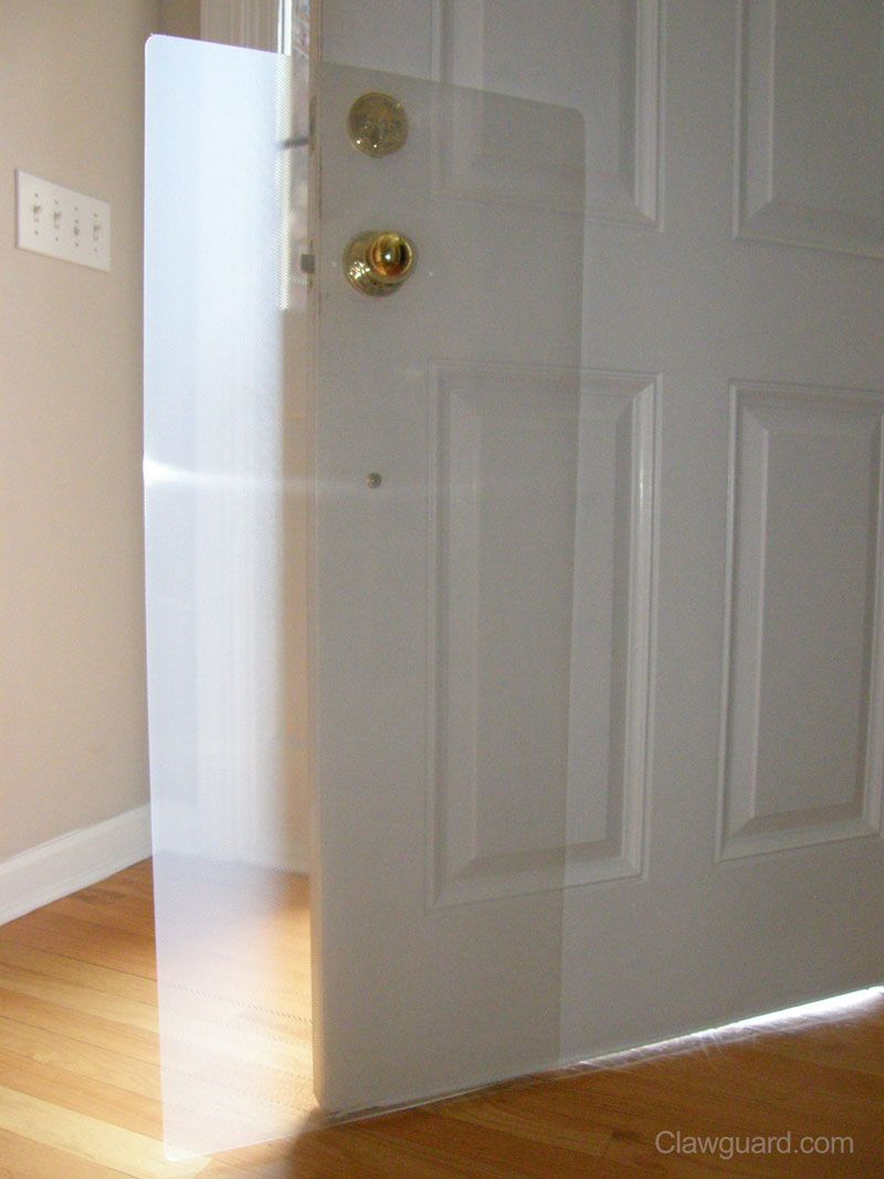 Photos of our door shield in use - The Clawguard® & Photos of our door shield in use - The Clawguard® | Doors Dog and ...