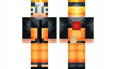 Minecraft Skin Naruto Minecraft Pinterest Minecraft Skins - Skins para minecraft pe de naruto