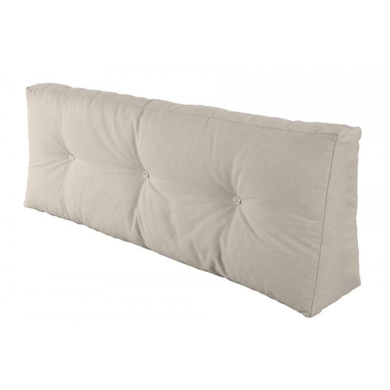 Rückenkissen Keilkissen für Paletten Sofa 120x40