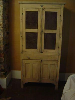Vintage Pie Cabinet 1919 Acme Furniture Company Pie Safejelly