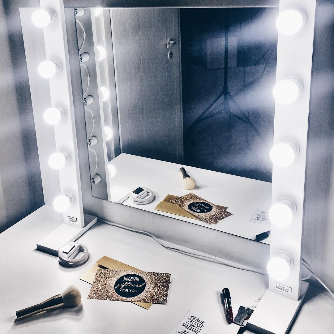Professioneller Schminkspiegel Hollywood Mirror Light Makeup Mirror