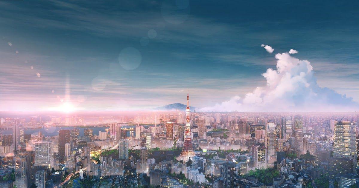 30 Anime Wallpaper 2560 X 1440 2560x1440 Tokyo Cityscape Anime 4k 1440p Resolution Hd 4k Download Genos One Cityscape Wallpaper Anime Wallpaper Cityscape