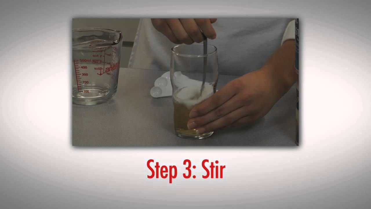 Dysphagia - About Thickened Liquids