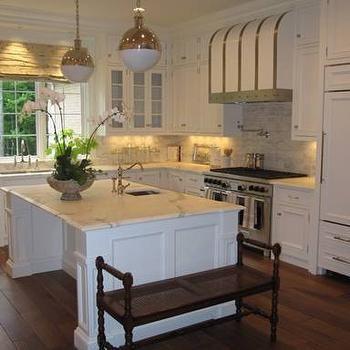 Kitchen Island Hicks Pendants Gorgeous Kitchens Kitchen Updating House