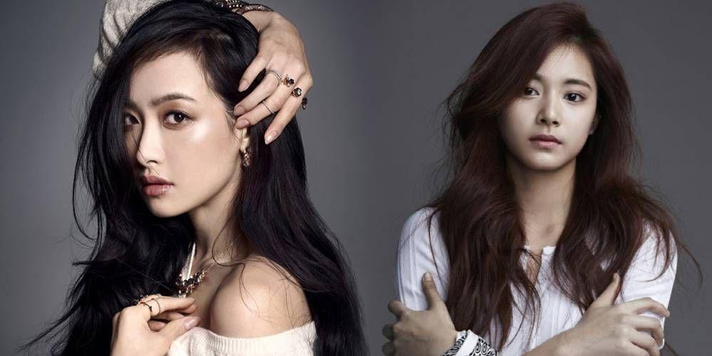Top 10 Non Korean Beauties Of K Pop Korean Beauty Beauty About Hair