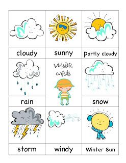 picture relating to Printable Weather titled Preschool Printables: Climate Adorable for developing a temperature