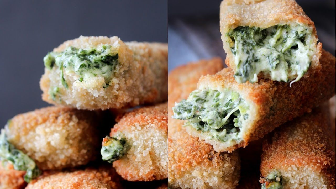 How To Make Spinach Dip Sticks You Wish Wednesday By
