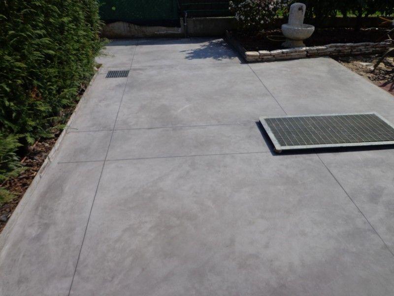 Pavimenti In Cemento Per Esterno : Pavimentazioni cemento per esterni vantaggi dei pavimenti in