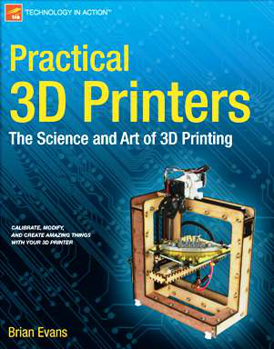 Link for pdf download of Practical 3D Printers: The science and art of 3D printing.