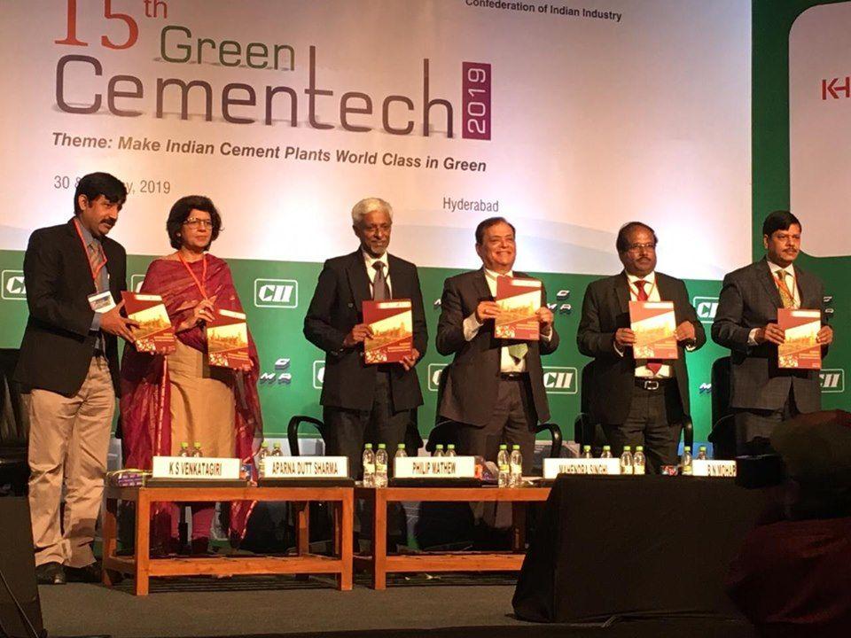 15th Green CemenTech 2019 Networking opportunities, Cma