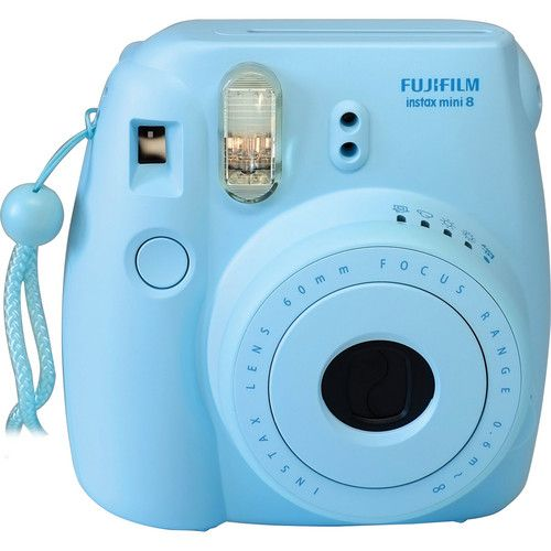 Fuji Instax MINI Instant Film Camera (Blue) | Fuji instax mini ...