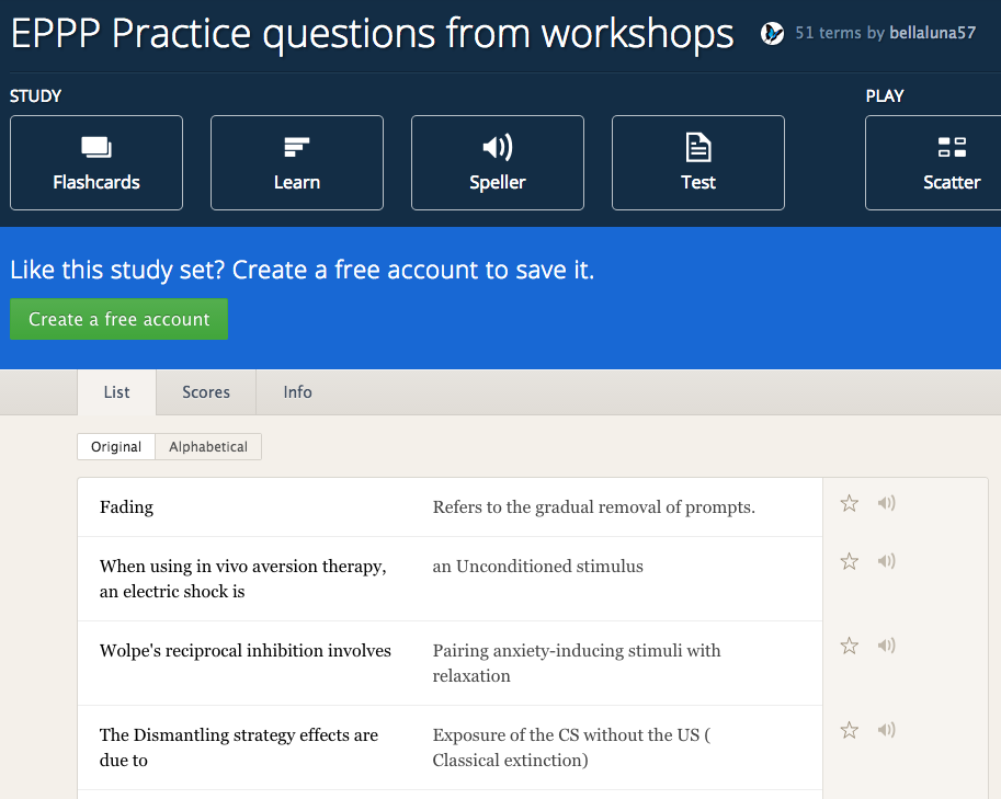 https://quizlet.com/74600367/eppp-practice-questions-from-workshops-flash-cards/