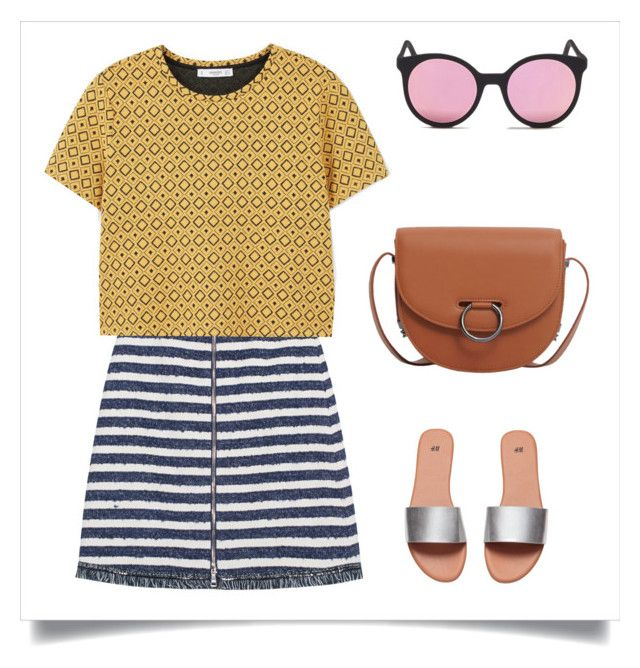 """""""Untitled #459"""" by hjacksonday on Polyvore featuring Sonia by Sonia Rykiel, Spektre and MANGO"""