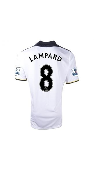 competitive price 4488c 38fd6 Low price 11/12 Chelsea Lampard 8 Third Away football kits ...