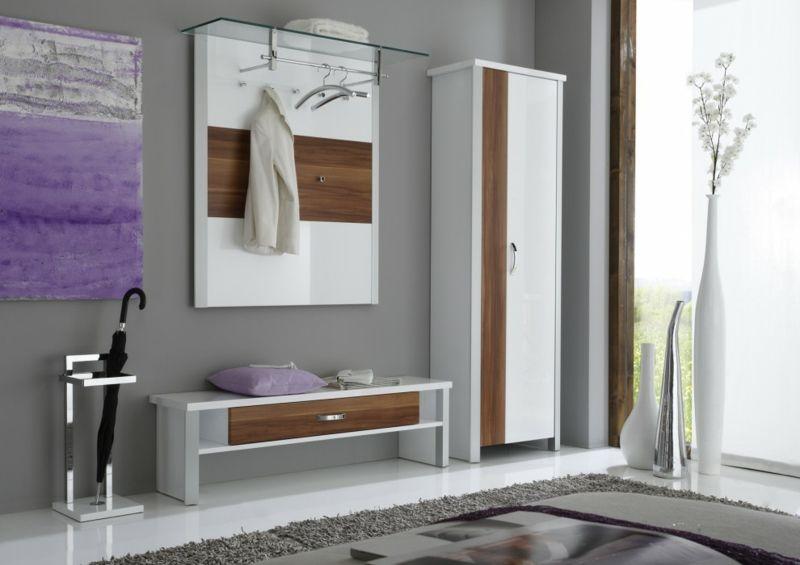 Wandgarderobe Design 55 Moderne Flurmobel Cabinet