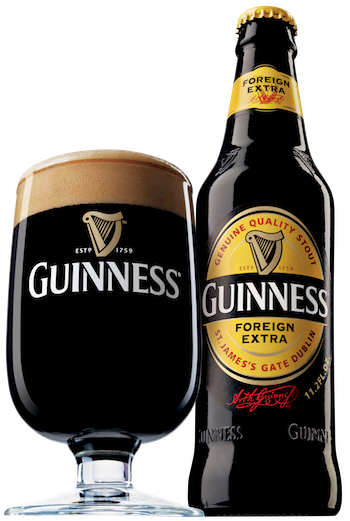 Guinness Foreign Extra Stout Gear Patrol Irish Beer Guinness Beer Beer Benefits