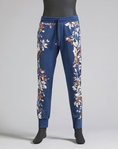 6e6f67871f DOLCE & GABBANA Printed Fleece Track Pants. #dolcegabbana #cloth ...