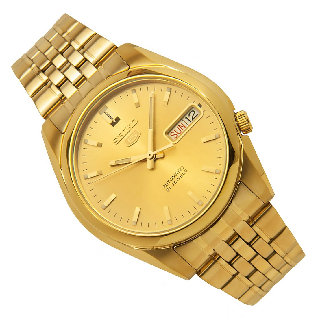 Seiko 5 Automatic Snk366k1 Seiko 5 Automatic Seiko Mens Casual Watches