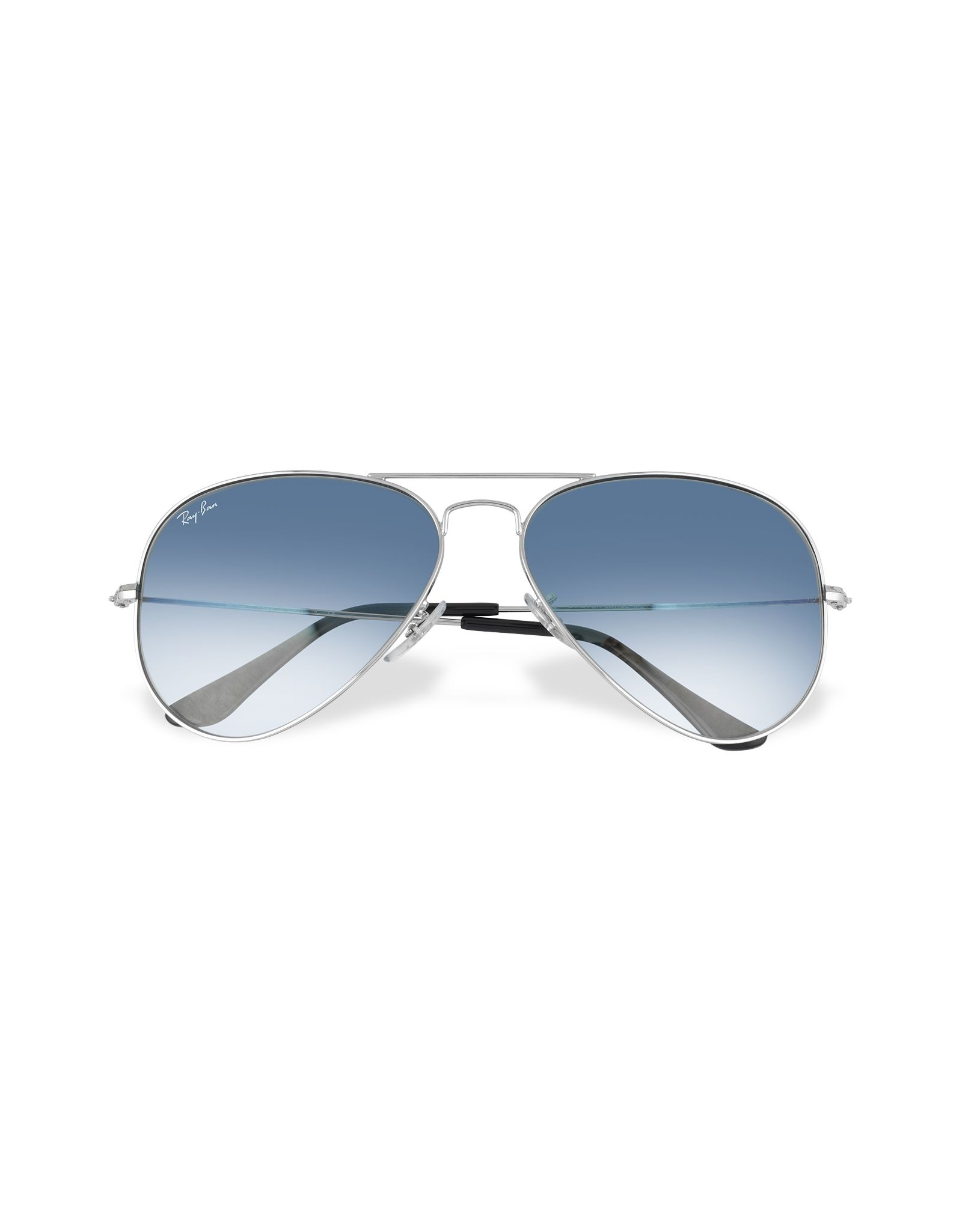 907eccdee9 Women s Metallic Aviator - Silvertone Metal Sunglasses