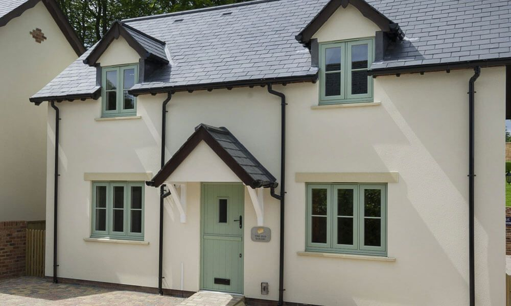 factory price db031 ccd66 Image result for chartwell green upvc windows | double ...