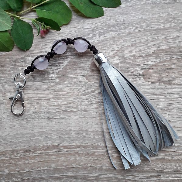 35fcf19a7db Roosa Kvarts Helkur | Poolvääriskividest helkurid | Jewelry ...